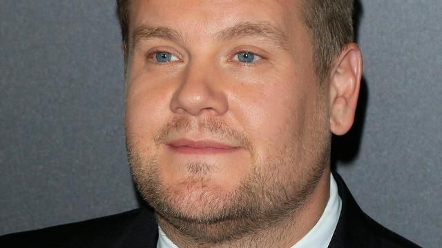 James Corden past talkshows aan na aanslag Londen