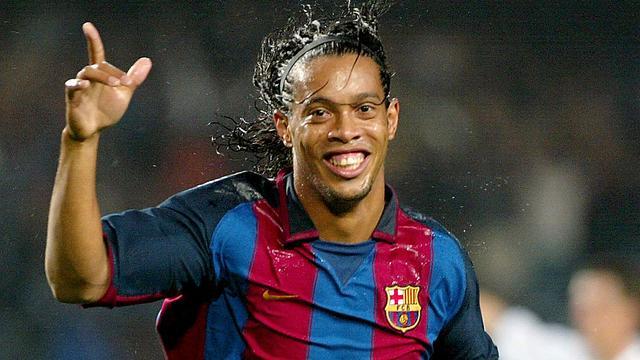 Ronaldinho stopt: Zijn fraaiste momenten