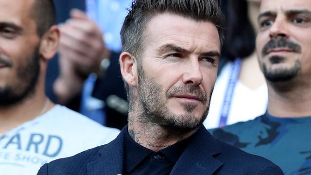 David Beckham gaat televisieshows maken met eigen productiebedrijf