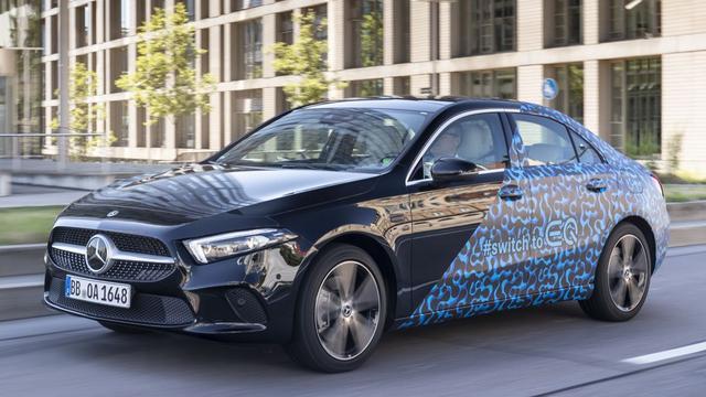 Mercedes-Benz komt met nieuwe plug-inhybrides