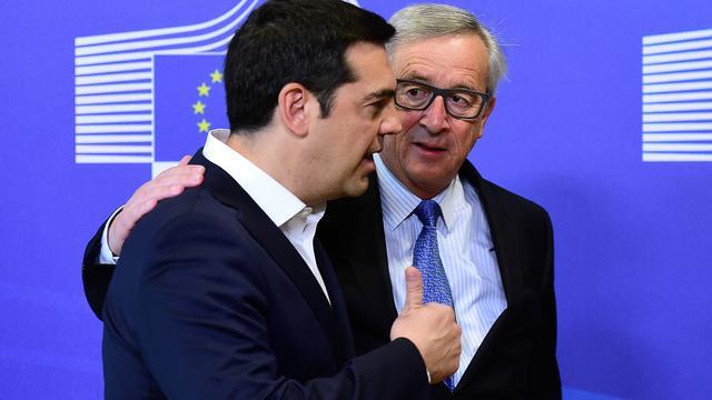 'Juncker deed nog laatste aanbod aan Grieken'