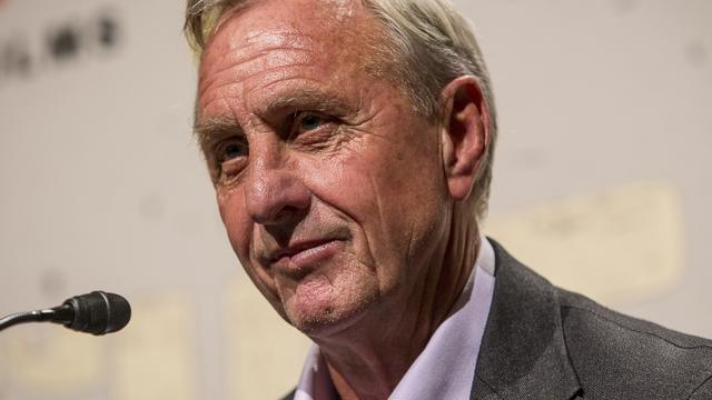 Beleggers plaatsen orders 14 aandelen Ajax na overlijden Cruijff