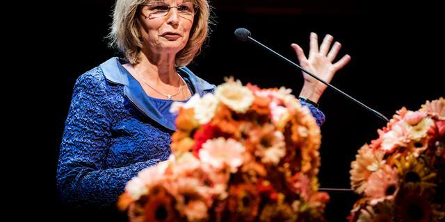 KNAW-president José van Dijck uitgeroepen tot invloedrijkste vrouw