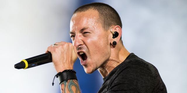Bandleden Linkin Park zijn Chester Bennington 'voor eeuwig dankbaar'