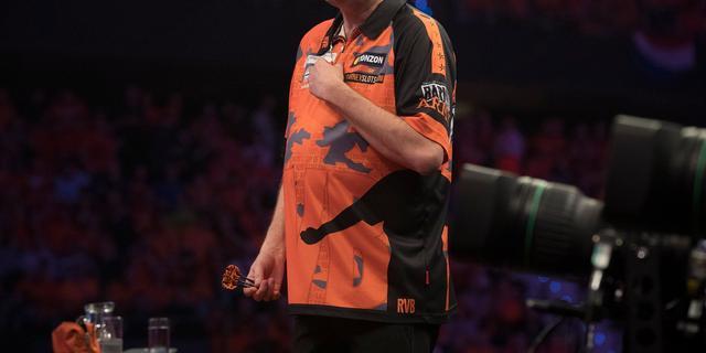 Van Barneveld behaalt op een na beste prestatie op Players Championship