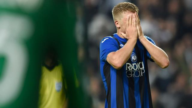 De Roon en Hateboer uitgeschakeld met Atalanta, Rangers wel naar EL