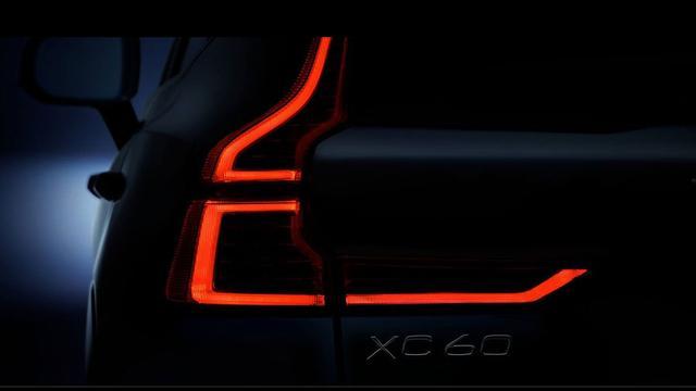 Volvo toont flard van XC60