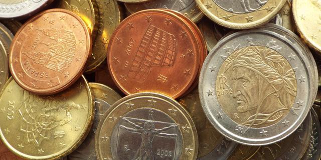 Ook Italië stopt met munten 1 en 2 eurocent