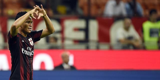 De Jong met AC Milan te sterk voor Empoli