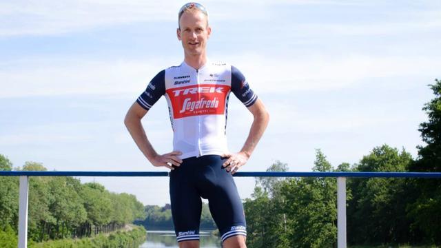 Weening (39) zet punt achter carrière na vertrek bij Trek-Segafredo