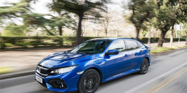 Honda Civic krijgt dieselmotor