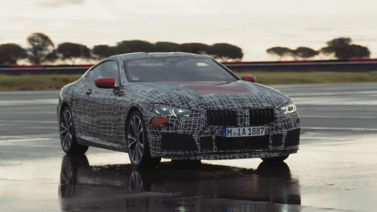 Dit is de nieuwe BMW 8 Series Coupe