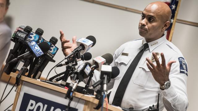 Politie geeft beelden vrij van schietpartij Charlotte