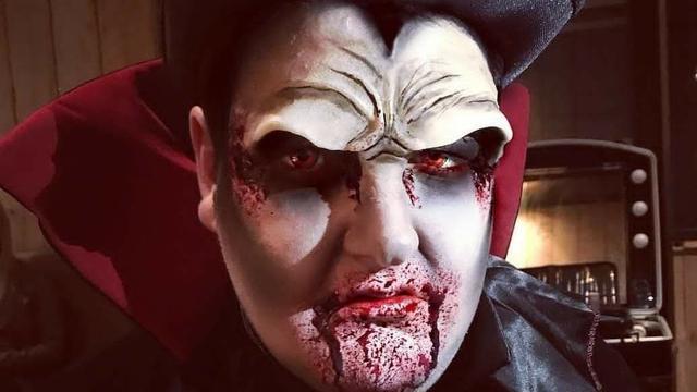 Spookhuisacteur: 'Ik probeer altijd de angsthaas eruit te pikken'
