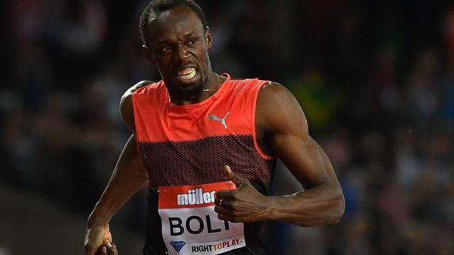 Bolt teleurgesteld na opmerkingen 'respectloze' Gatlin