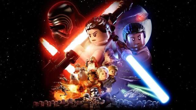 Beelden Lego Star Wars: The Force Awakens uitgelekt
