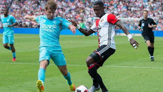 Feyenoord vier tot zes weken zonder Elia
