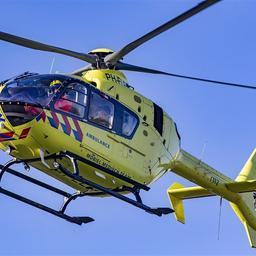 Zestien gewonden bij ernstig ongeval in Zeeuws Wilhelminadorp.