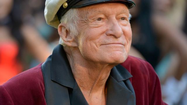 Beroemdheden herdenken Hugh Hefner (91) met emotionele berichten