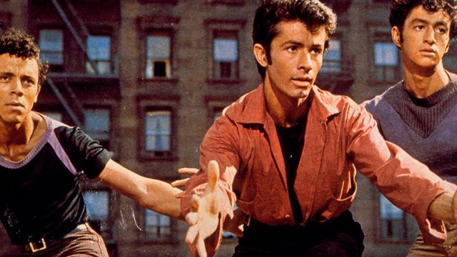 Musical West Side Story in MartiniPlaza