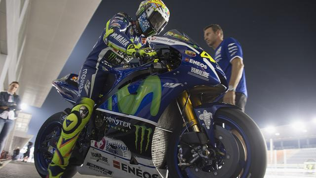 Rossi verwacht geen 'speciale' rivaliteit met Marquez in nieuw seizoen