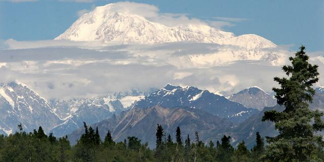 Hoogste berg Verenigde Staten krijgt oude naam terug