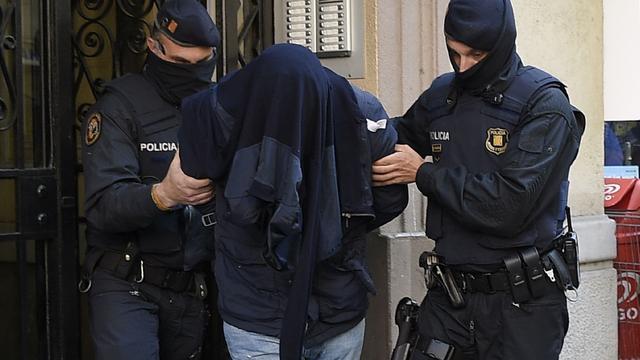 Politie Barcelona arresteert verdachten in verband met aanslagen Brussel
