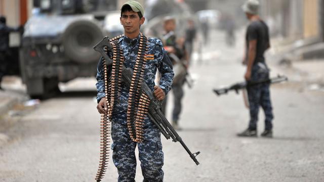 'Honderden IS-strijders gedood door coalitie bij Falluja'