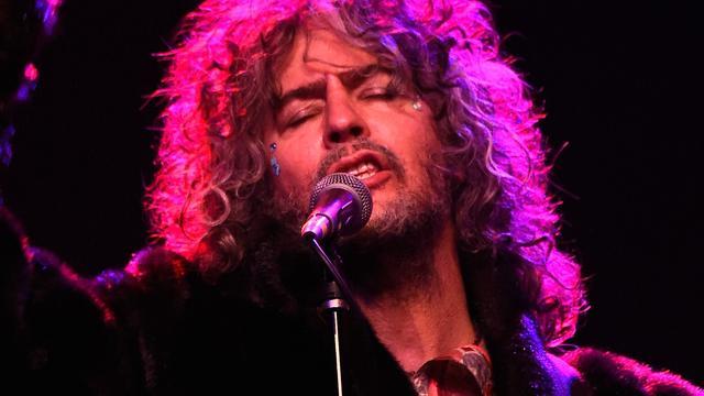 The Flaming Lips geeft concert in TivoliVredenburg