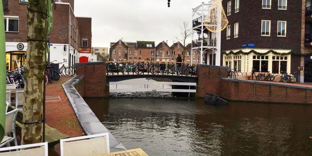 Haven aan Lage Zijde tot 1 maart afgesloten om schaatsvijver te realiseren