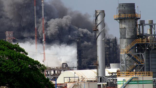 Grote militaire actie Mexico tegen oliedieven