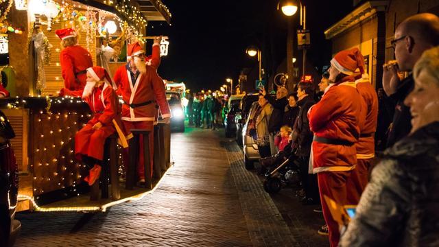Kerstparade Sprundel wordt tweedaags evenement