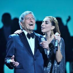 Zieke Tony Bennett (94) geeft met Lady Gaga laatste optreden uit carrière