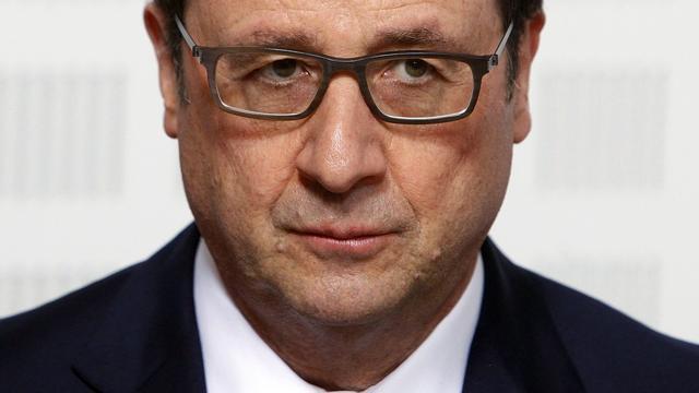 President Hollande spreekt van terreuraanslag