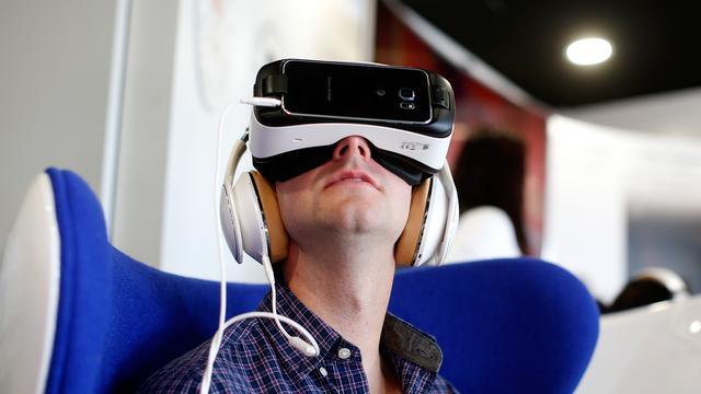 Samsung werkt aan virtualrealitybril die werkt zonder smartphone