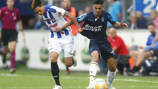 Heerenveen en Vitesse in evenwicht, FC Utrecht te sterk voor PEC