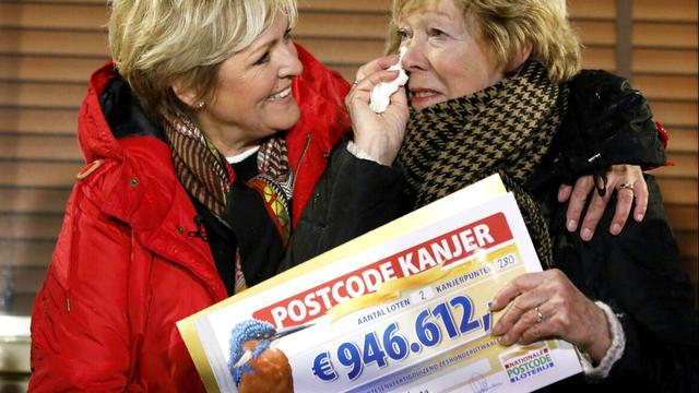 Miljoenenprijs Postcode Loterij valt opnieuw in Den Haag