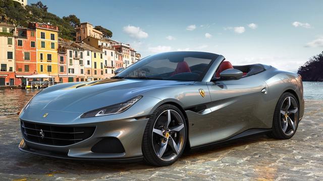 Ferrari Portofino opgewaardeerd voor tweede levensfase