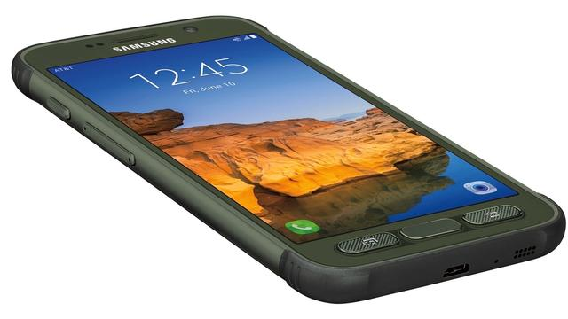 Samsung komt met 'survivalsmartphone' Galaxy S7 Active