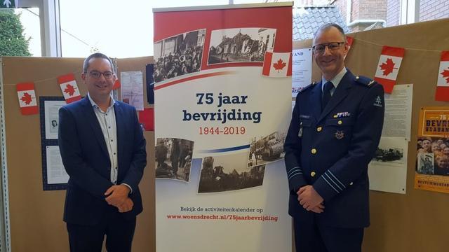 Vliegbasis Woensdrecht houdt groot evenement voor 75 Jaar Bevrijding