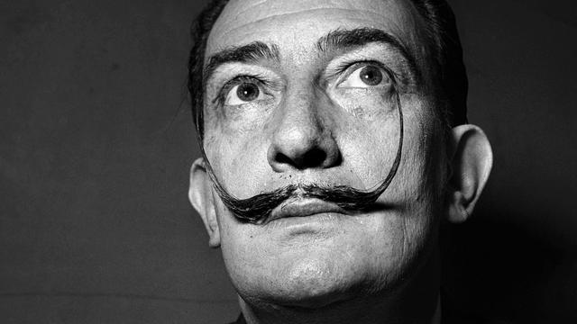 Lichaam Spaanse kunstschilder Dalí opgegraven om vaderschapstest