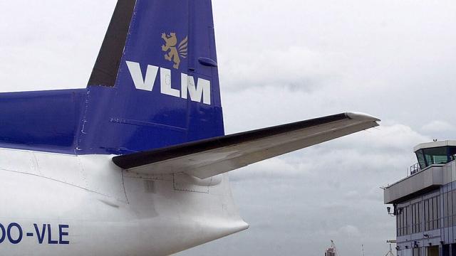 Belgische luchtvaartmaatschappij VLM Airlines vraagt faillissement aan