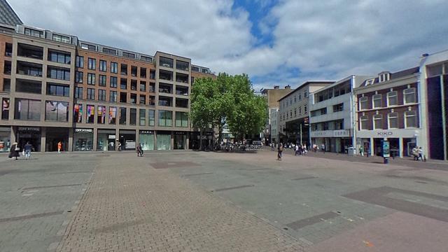 'Fontein op Vredenburgplein Utrecht uitgesloten van verkiezing'