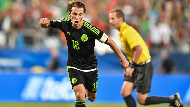Mexico grijpt ondanks treffer Guardado naast groepswinst