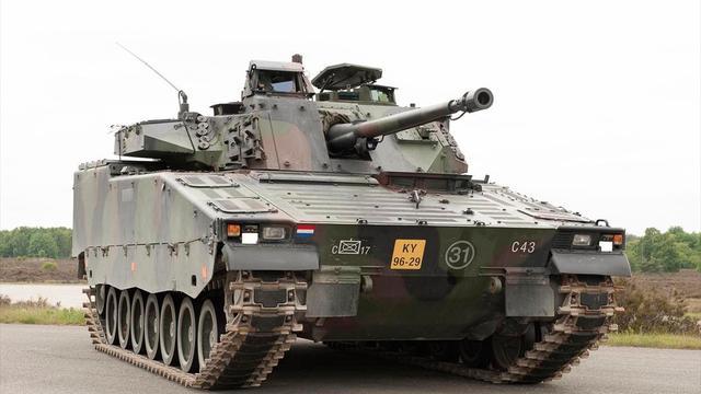 Nederlands gevechtsvoertuig schiet per ongeluk bij oefening op militairen