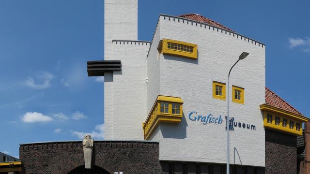 Nieuwe directeur voor Grafisch Museum