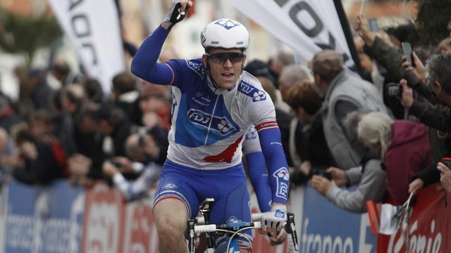 Démare lost Sinkeldam af als winnaar Memorial Frank Vandenbroucke