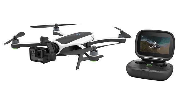 GoPro stopt met productie van drones