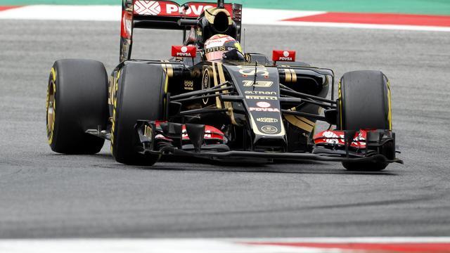 'Renault brengt op korte termijn bod uit op Formule 1-team Lotus'