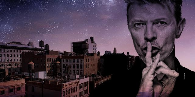 Tournee Bowie-musical Lazarus voorlopig ten einde